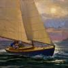 The Joy of Sailing 16 x 20...SOLD