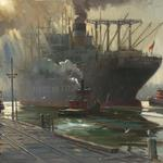 STEAM ON THE WATERFRONT SOLD